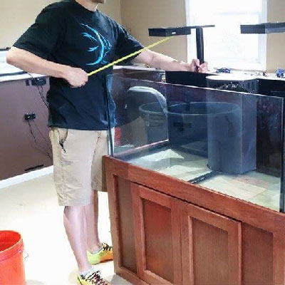 Aquarium Installation and Setup